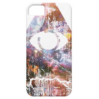 Galaxtriangel iPhone 5 Case-Mate Skydd