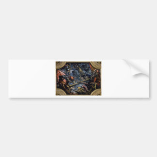 Galeas för Montes vid Tintoretto Bildekal