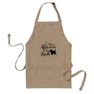 Galen Affenpinscherhundmamma Förkläde