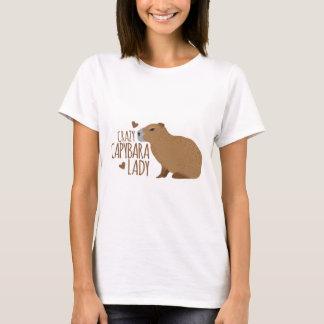 galen capybaradam t shirts