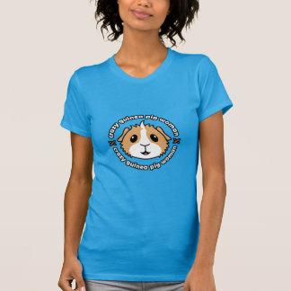 Galen försökskaninkvinna - kvinna T-tröja T-shirt