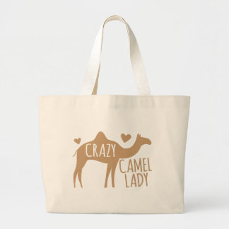 Galen kameldam jumbo tygkasse