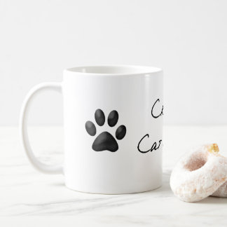 Galen kattdammugg kaffemugg