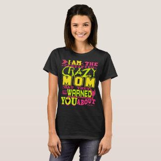 Galen mamma för rolig auktoriserad tshirts