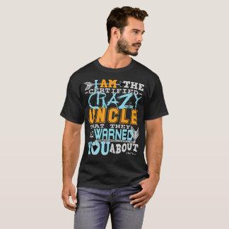 Galen Uncle för rolig auktoriserad T Shirt