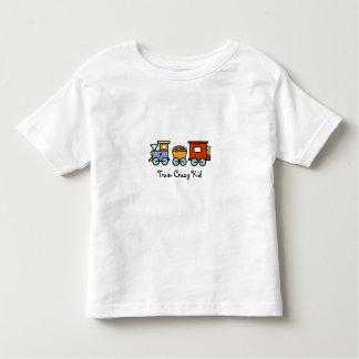 Galen ungeskjorta för tåg - Gumballs och Tröjor