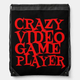Galen videospelspelare backpack