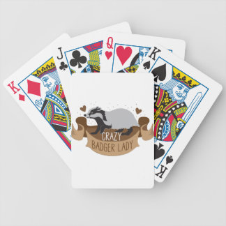 galet bäverskinndambaner spelkort