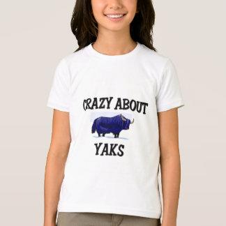 Galet om Yaks T Shirt