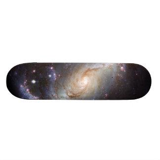 Gallerförsedd spiral konstellation Dorado för Skateboard Bräda 21,5 Cm