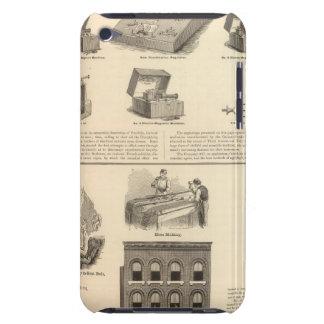 Galvano Faradic Fabriks- Företag Bickford Barely There iPod Skyddande Skydd