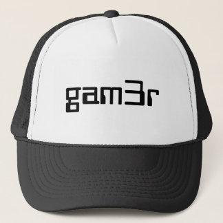 gam3r-hatt/lastbilsförarelock truckerkeps