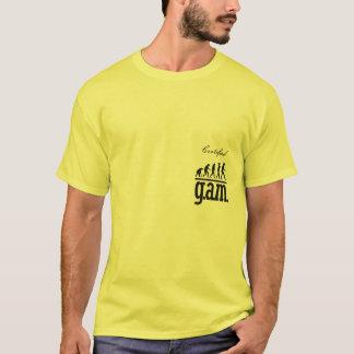 GAM - Manar skjorta för auktoriseradutslagsplats Tee Shirt