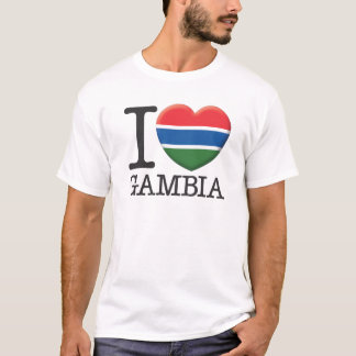 Gambia T-shirts