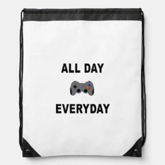 Gamer all daglig dag vandringssäckar
