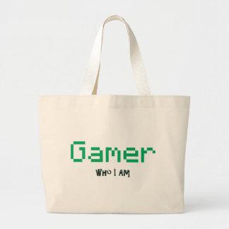 Gamer som I-förmiddag Tote Bag