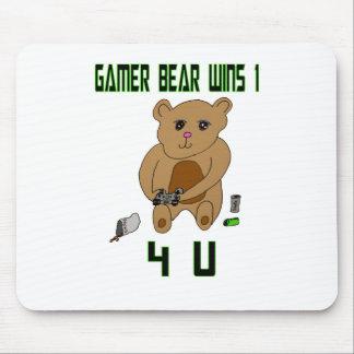 Gamerbjörnen segrar 1 4 U Mus Mattor