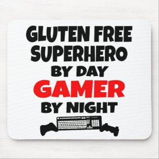 GamerGluten frigör superheroen Mus Mattor