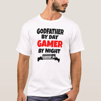 Gamergudfader T Shirt