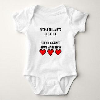 Gamerliv T Shirt
