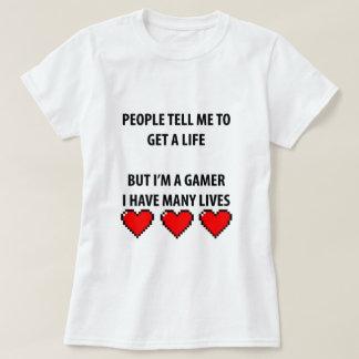 Gamerliv T-shirt
