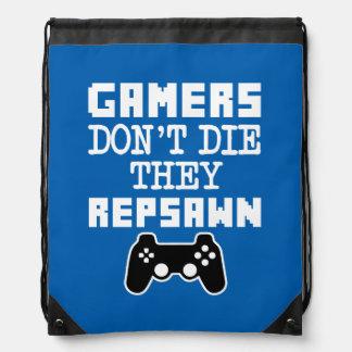 Gamers dör som inte dem, hänger lös roliga Respawn Gympapåse