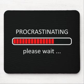 Gamer'sens mus vadderar - Procrastinating behaga Musmatta