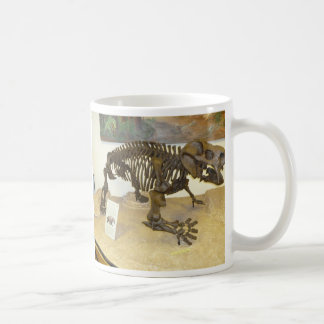 Gammal fossil- födelsedagmugg kaffemugg