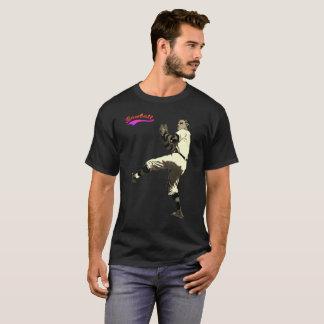 Gammal kanna för Time vintagebaseball T-shirts