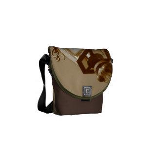 Gammal Lampost för Sepia messenger bag