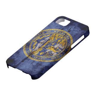 Gammal Nebraska flagga; Barely There iPhone 5 Fodral