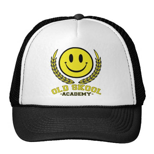 Gammal Skool akademi Baseball Hat