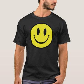 Gammal Skool Smiley Tee