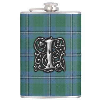 Gammal Skottland för klanIrvine Irwin Tartan