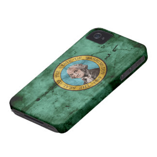 Gammal stat Washingtonflagga iPhone 4 Skydd