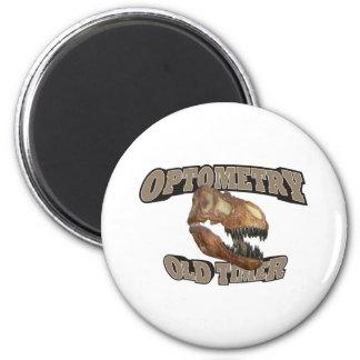Gammal tidmätare för Optometry! Magnet
