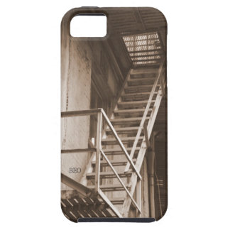Gammal trappor tough iPhone 5 fodral