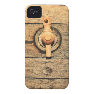 Gammal trumma Case-Mate iPhone 4 fodral
