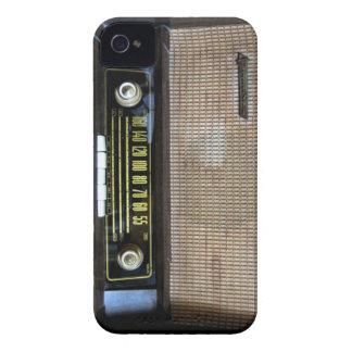 Gammal vintage radiosände blackberry fodral