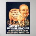 Gammala botar, botar: Dunge Tonic för smaklöskyla Poster