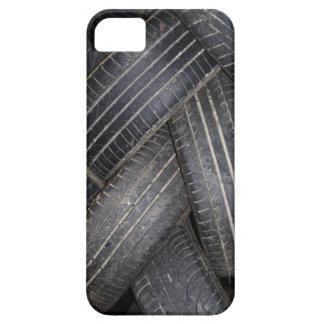 Gammala däck för återvinning iPhone 5 skal