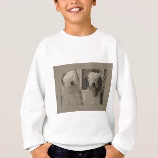 Gammala engelska Sheepdogs T-shirts