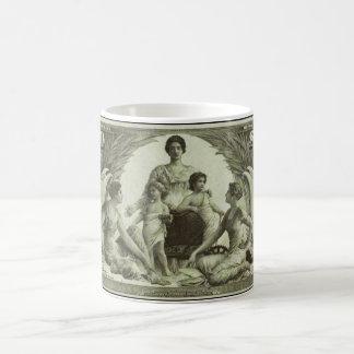Gammala pengar - 1896: $2 kaffemugg