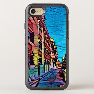 Gammala San Juan, Puerto Rico telefon OtterBox Symmetry iPhone 7 Skal