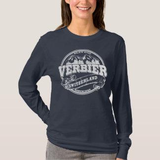Gammala Verbier cirklar vit T Shirt