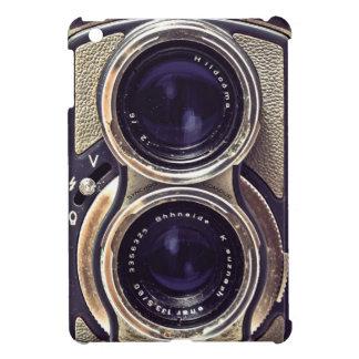 Gammalmodig kamera iPad mini skydd