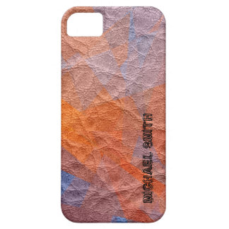 Gammalt färgadläder iPhone 5 hud