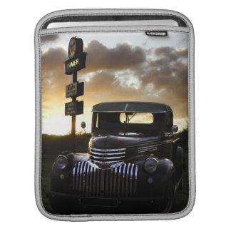 Gammalt fodral för Chevy lastbiliPad 2