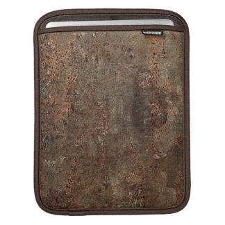 Gammalt Grungy lädertryck Sleeve För iPads