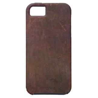 Gammalt läder iPhone 5 hud